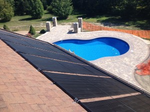 Solar Pool HeatingWestport, MA