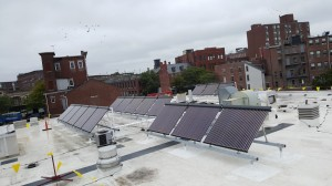 Solar Hot WaterUniversity of Massachusetts Lowell