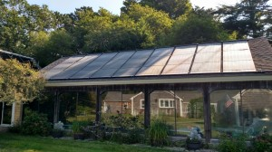 Solar Pool HeatingWood Hole MA