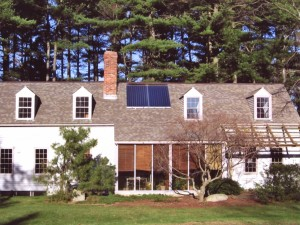 Solar Hot WaterHingham, MA