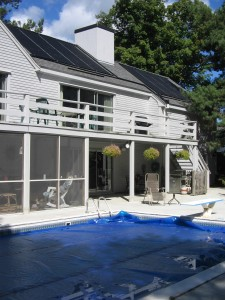 Solar Pool Heating Scituate, MA