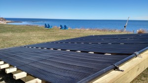 Solar Pool HeatingGround MountManomet, MA