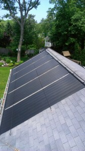 Solar Pool HeatingScituate, MA
