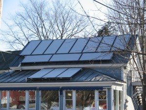 Solar Hot Water HeatingConcord, MA